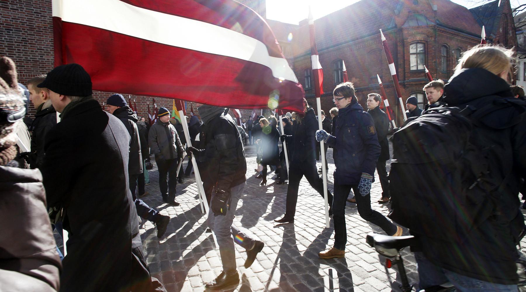 В бундестаге Германии беспокоятся о правах прибалтийских «неграждан» из бывшего СССР