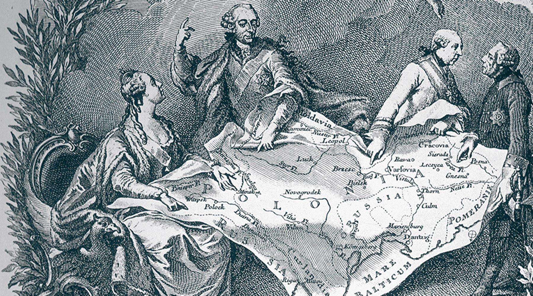 Как присоединение Правобережной Украины повлияло на историю России