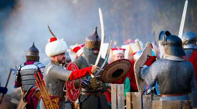 Празднование Дня освобождения Болгарии от османского ига