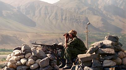 Пограничный пост Хорогского пограничного отряда, 1996 год