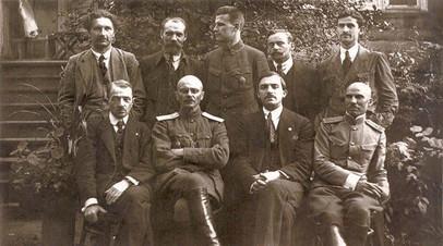 Народный секретариат Белорусской народной республики, 1917—1918 годы