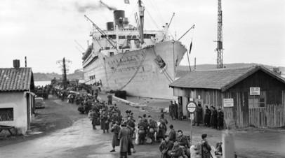 Британские войска, вторая половина 1940-х годов