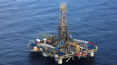 Кипрская газовая установка