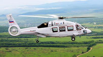 Многоцелевой вертолёт Ка-62
