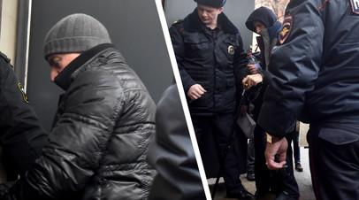Ходатайство следствия в Тверском суде об избрании меры пресечения в отношении совладельцев группы «Сумма» Зиявудина и Магомеда Магомедовых, а также главы компании «Интэкс» Артура Максидова, обвиняемых в хищениях в особо крупном размере