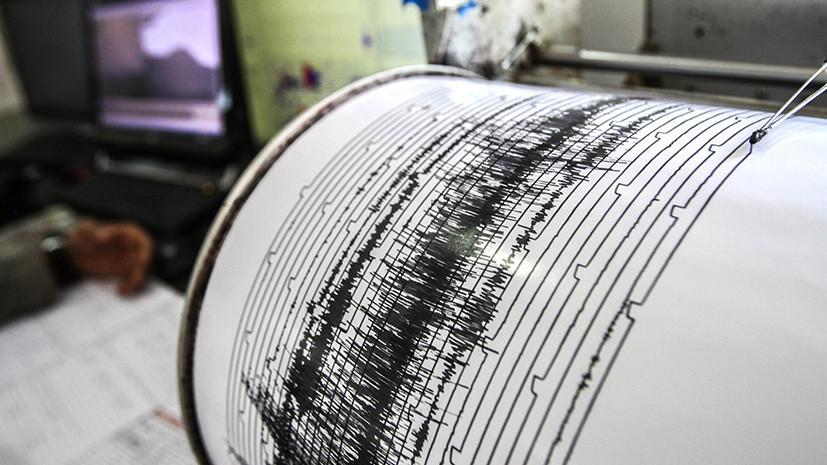 Землетрясение магнитудой 4,7 зафиксировано у берегов Чили