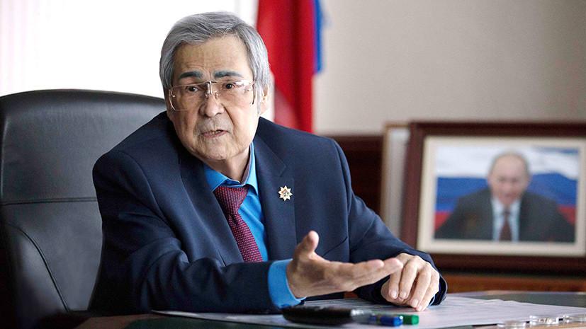 Депутат Госдумы от Кемеровской области прокомментировал отставку Тулеева