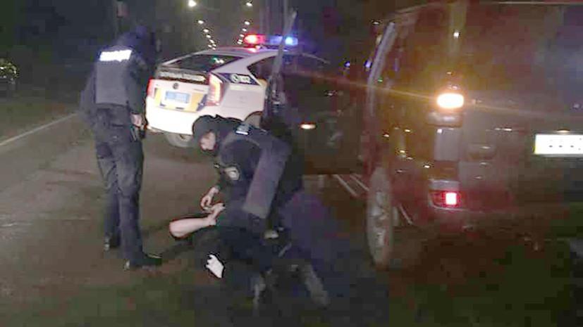 На Украине полиция задержала 11 человек после стрельбы в ночном клубе
