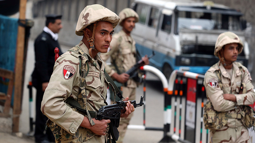 В Египте ликвидировали шесть экстремистов на Синае