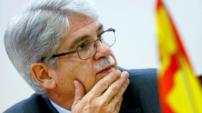 Руководитель МИД Испании: Нужно быть реалистом вотношениях сРоссией