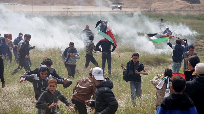В Израиле пригрозили ужесточением действий в случае повторения беспорядков в секторе Газа
