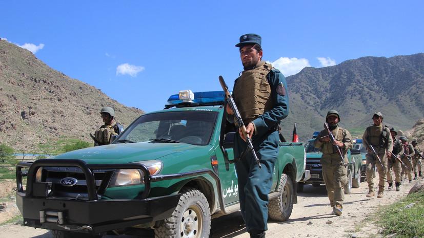 СМИ: Четыре мирных жителя погибли при спецоперации в Афганистане