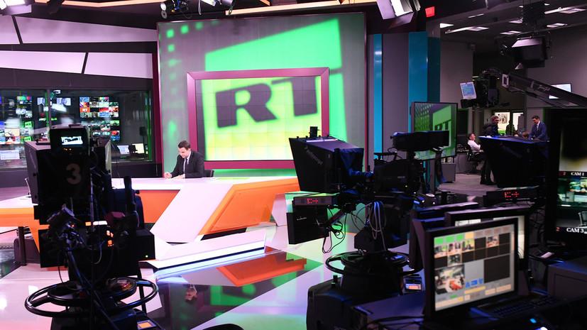 RT получил семь наград премии Shorty Awards в области соцмедиа