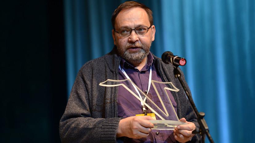 Стала известна причина смерти худрука «Театра.doc» Михаила Угарова