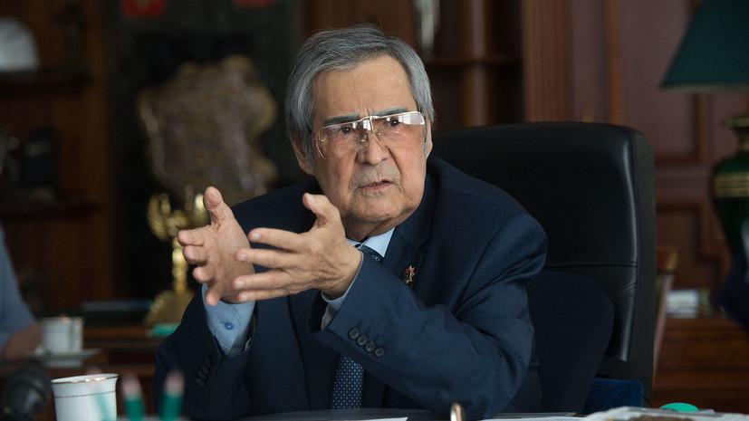 Власти рассказали, какие льготы получит Тулеев после отставки