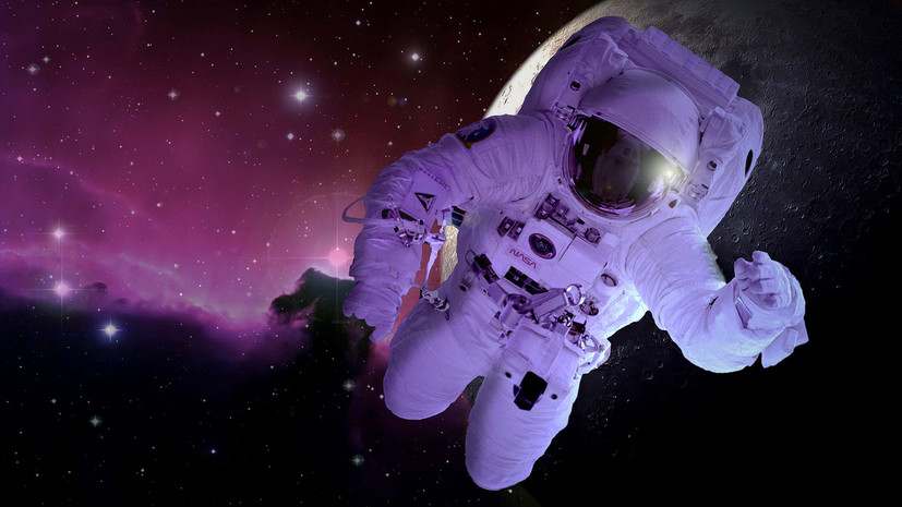 Тест RT: космонавты или астронавты?