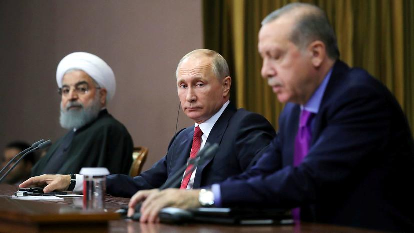Какие вопросы будут обсуждаться во время визита Владимира Путина в Турцию