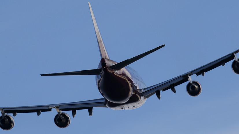 В Минтрансе подтвердили отзыв допуска двух таджикских авиакомпаний на ряд маршрутов с 5 апреля