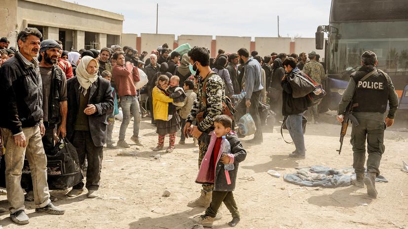 Гуманитарная операция вВосточной Гуте закончится напротяжении нескольких дней