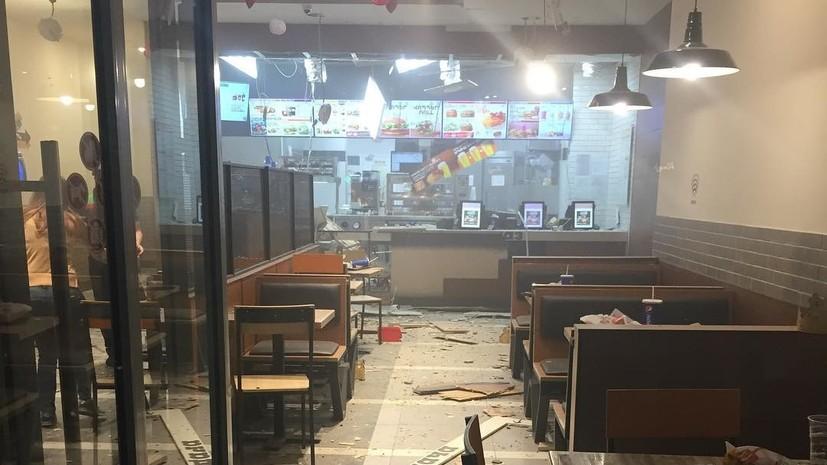 «В стабильном состоянии»: пострадавшие при взрыве в Ереване россияне остаются под присмотром врачей