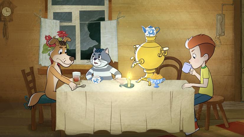 «Союзмультфильм» показал первую серию обновлённого «Простоквашино»
