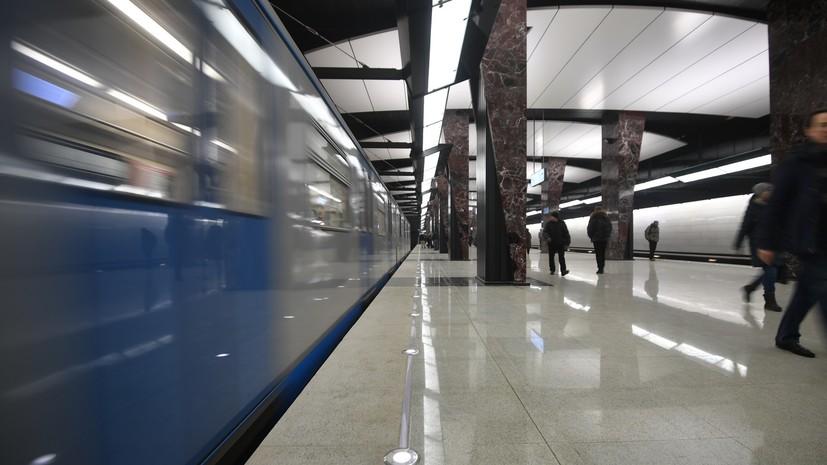 Работа Московского метрополитена будет продлена в пасхальную ночь