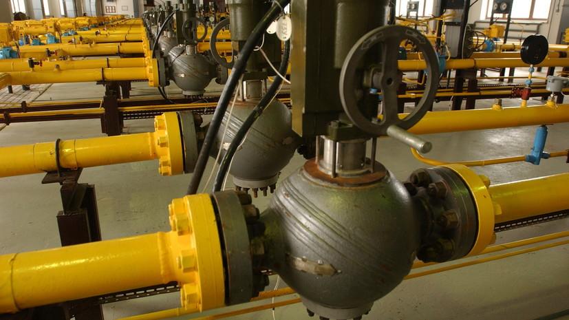Транзит российского газа через Украину вырос в марте на 21,3%