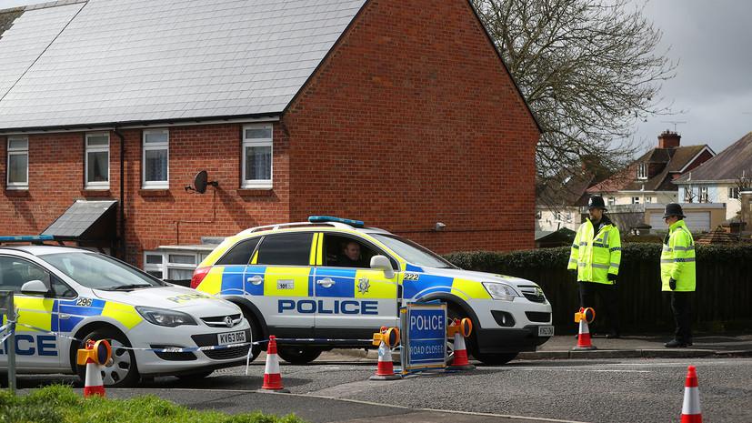 На севере Англии задержаны двое подозреваемых в подготовке теракта