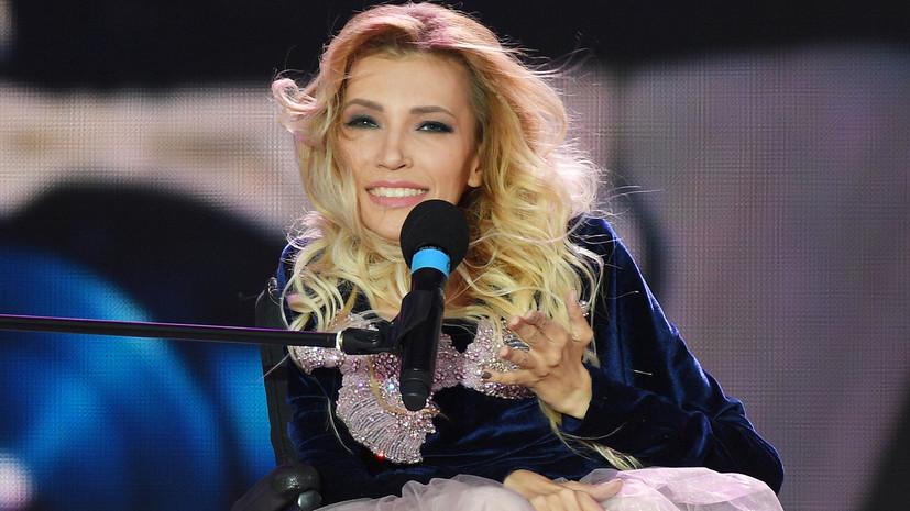 Определился порядковый номер выступления Самойловой в полуфинале Евровидения-2018