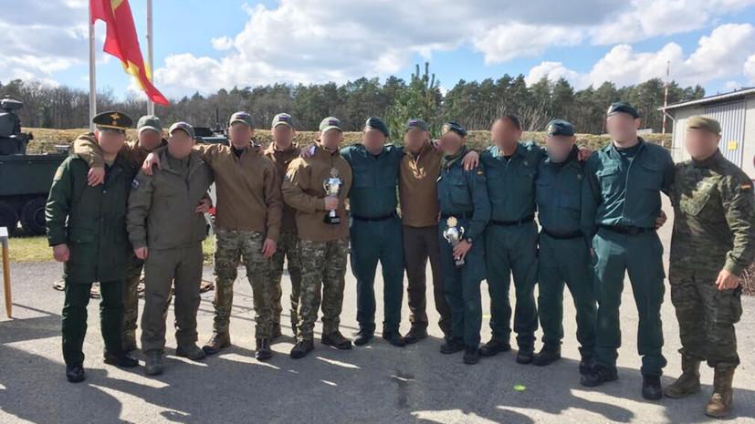 Команда «Калашникова» и Минобороны победила в чемпионате Бельгии по стрельбе