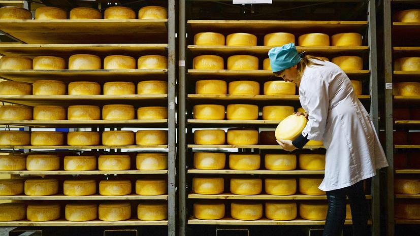 Роспотребнадзор создаст чёрный список производителей некачественных сыров