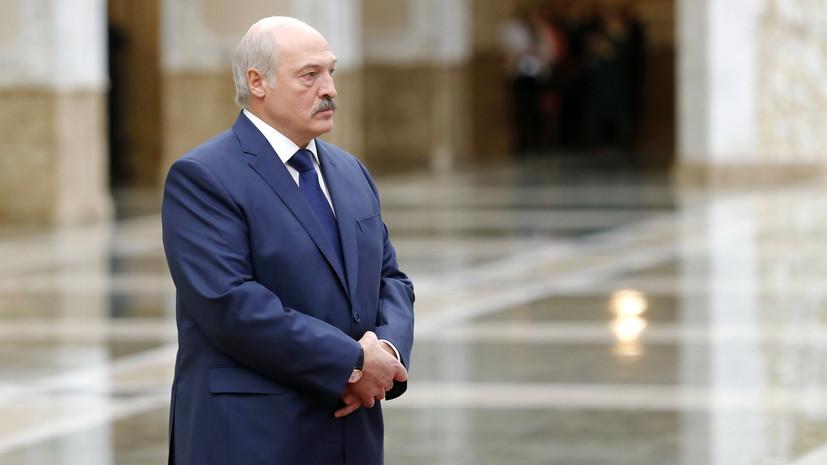 Лукашенко о коррупции: лучше нищим, но на свободе