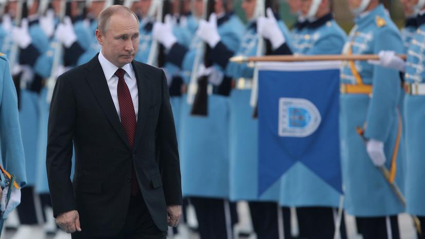 Путин заявил, что АЭС «Аккую» станет основой для атомной отрасли Турции