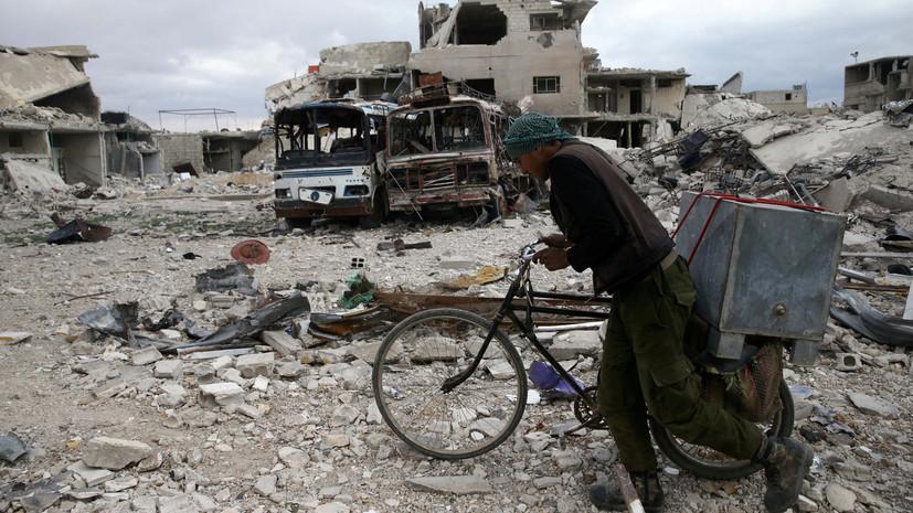 Шойгу призвал гуманитарные организации к более активной помощи жителям Сирии