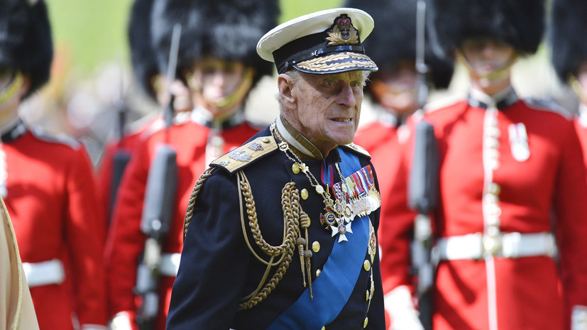 Супруг ЕлизаветыII герцог Эдинбургский ждет операции в английской клинике