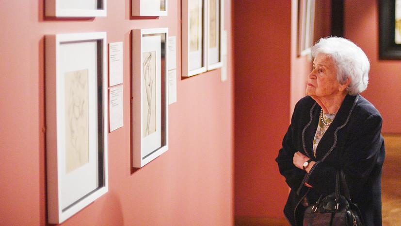 «Мне всегда жилось интересно»: президент Пушкинского музея рассказала о спасении картин после войны и дружбе с Рихтером