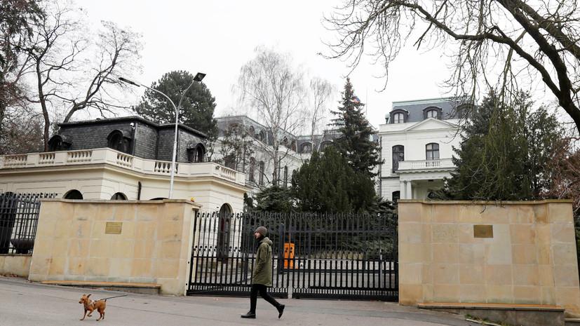 В Чехии посольство России проведёт пресс-конференцию по делу Скрипаля 4 апреля