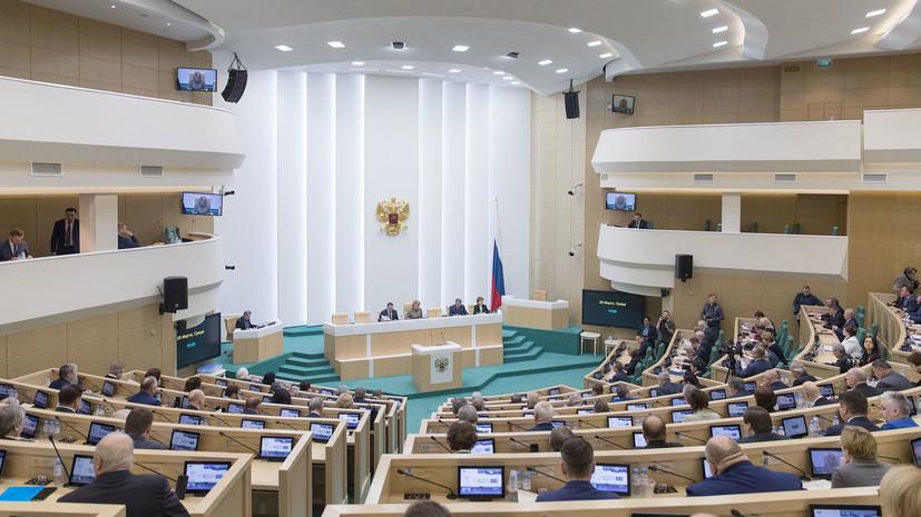 СМИ: В Совфеде рассказали о финансовых тратах США на вмешательство во внутренние дела России