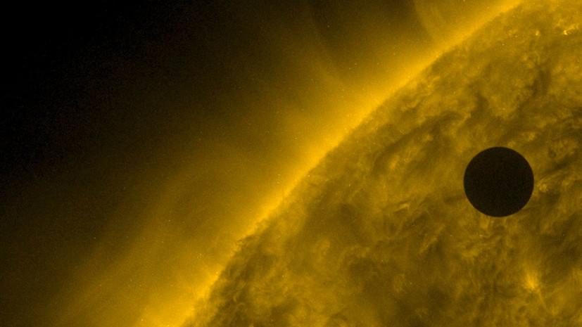 Жизнь в облаках: в атмосфере Венеры могут обитать микроорганизмы
