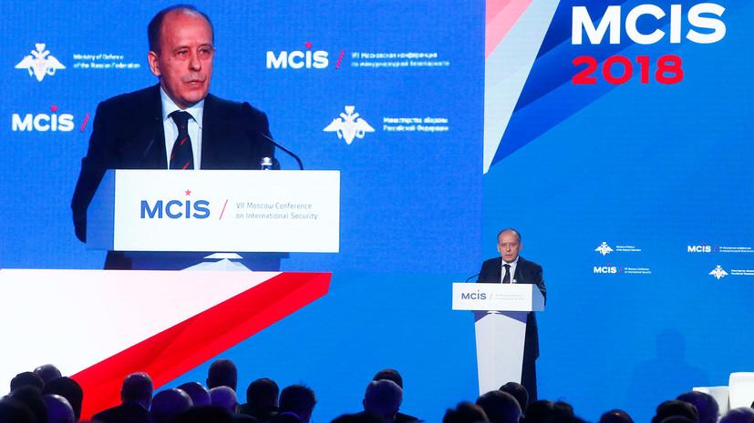 Глава ФСБ: Турция помогла России предотвратить теракт