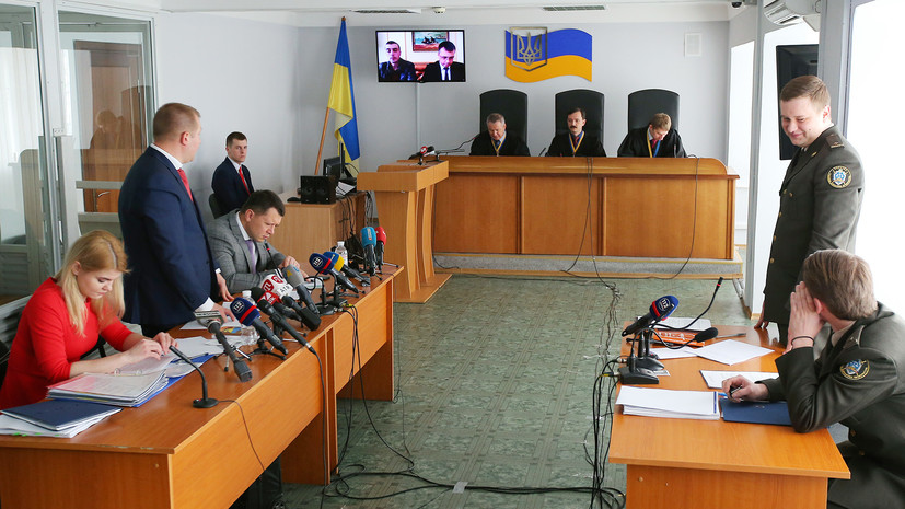 Суд в Киеве перенёс заседание по делу Януковича на 5 апреля