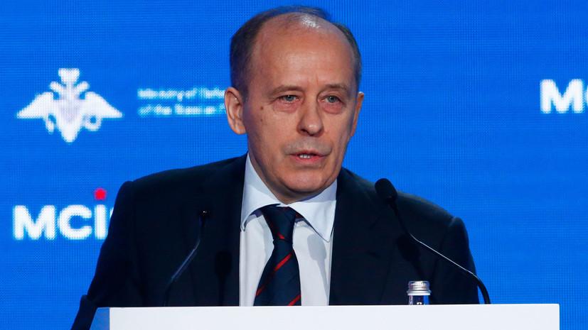 В ФСБ не исключили объединения ИГ и «Аль-Каиды»