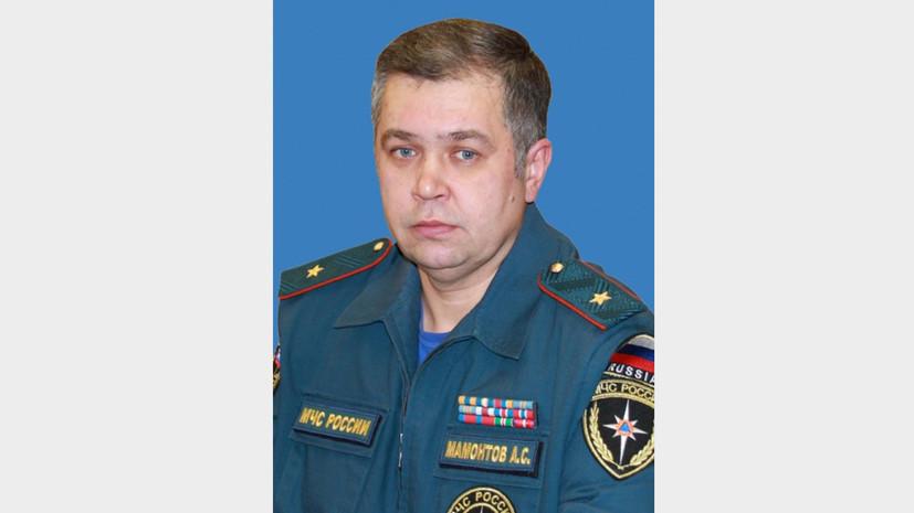 Глава кемеровского МЧС опроверг сообщения об обысках у него дома