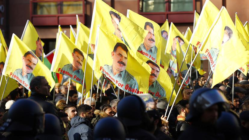 Утраченный символ: почему курдский лидер Абдулла Оджалан не смог объединить разделённую нацию