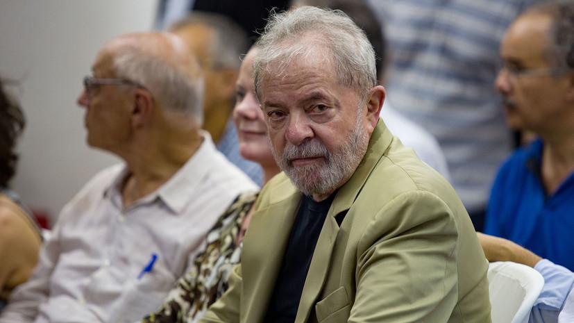 Члены ВС Бразилии проголосовали за тюремное заключение для экс-президента