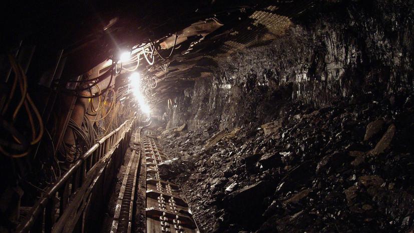 В МВД Грузии сообщили о гибели шести человек из-за обрушения на шахте