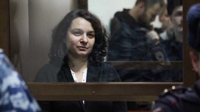 Мосгорсуд рассмотрит жалобу на приговор врачу Мисюриной 16 апреля