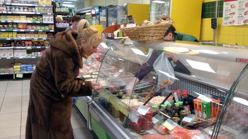 СМИ: Минпромторг предложил маркировать продукты питания