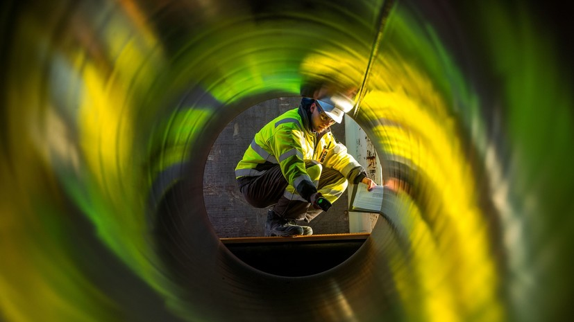 Финляндия дала разрешение на строительство «Северного потока — 2»