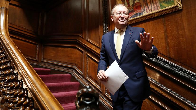 Посол России заявил, что Британия не предоставила данных об антидоте в деле Скрипаля